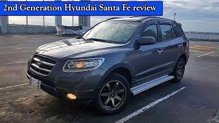 Hyundai Santa fe diesel review (2008, 2nd generation)