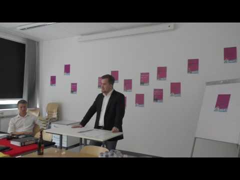 1. Vortrag: Andre Ufer