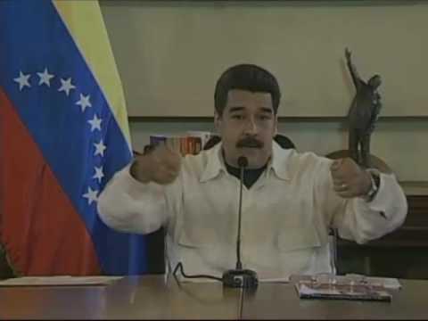 Maduro aumenta salario mínimo en 50% para todos los trabajadores del país