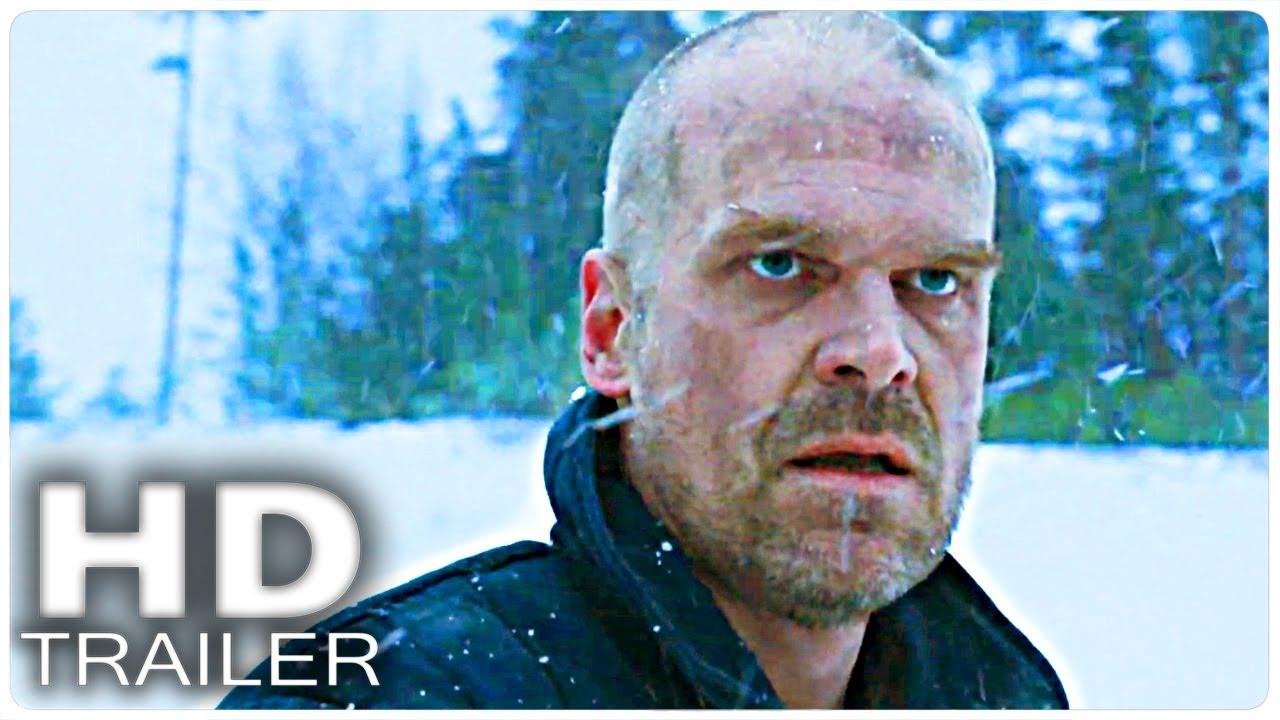 STRANGER THINGS 4 Tráiler Teaser Español (2020) - YouTube