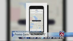 Flashpoint - Uber's deal with Altamonte Springs