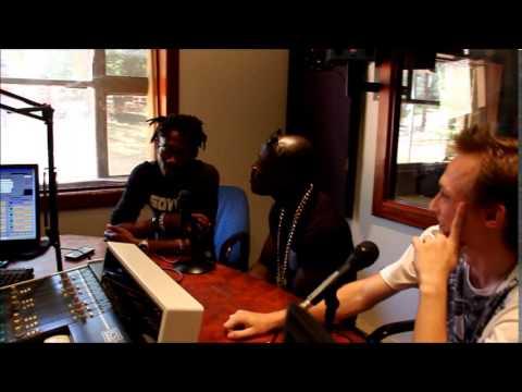 Ray Mupats, Kimz Beatz and Tre on Tshwane FM