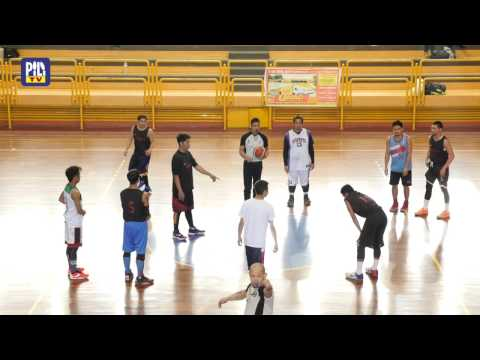 ONE DAY LEAGUE with PBA Legends in Florence 2017 - GAME 3: Timpuyog vs Roma