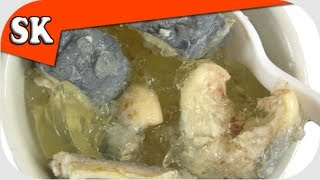 HOW TO MAKE JELLIED EELS - London