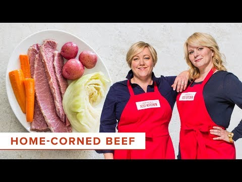 How To Make The Best Corned Beef At Home