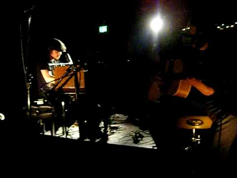 Sit Down Beside Me  Patrick Watson and the Wooden Arms