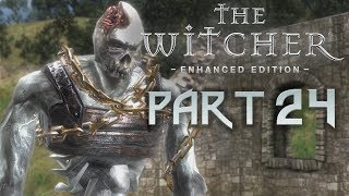 The Witcher 1 - Part 24 -  The Gambling Ghost! (Playthrough)  - Let
