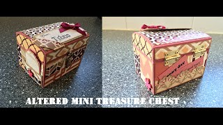 Cute Little Treasure Chest