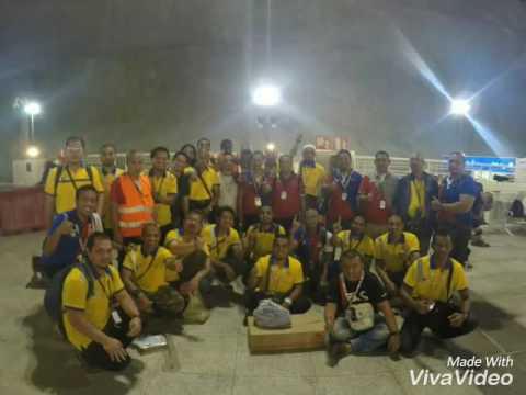 Metro mecca hajj2016 1437h handle by Malaysia People