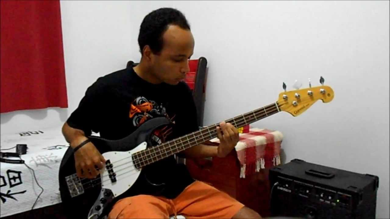 Set Fire To The Rain (Bass Cover With TABs