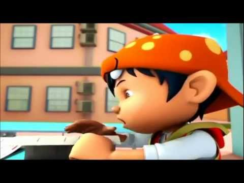 BoBoiBoy Season 2: Episode 11 - Sudden Death Territory Scenes