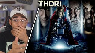 Thor (2011) Movie Reaction! FIRST TIME WATCHING!