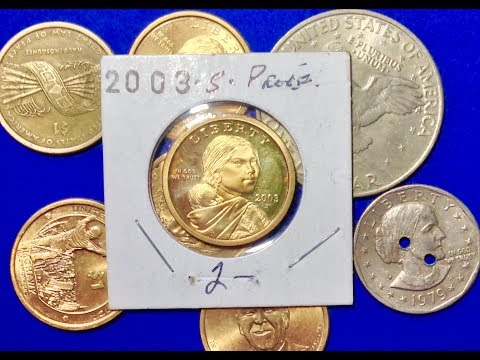 Hardest To Find Modern Dollar Coins Of Each Series