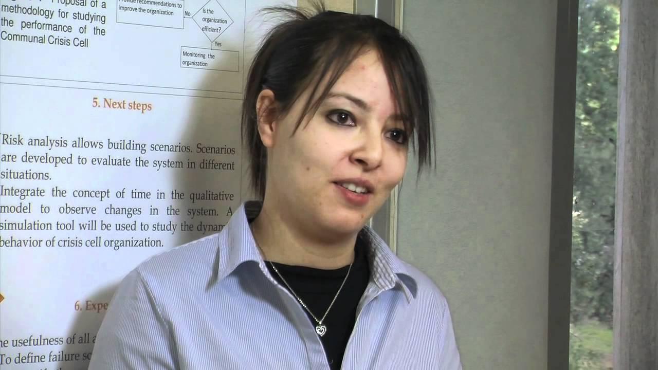 Faire Son Doctorat Phd A Mines Paristech Dalanda Lachtar Youtube