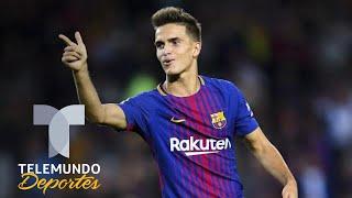 Cambiará el Barcelona por Arsenal o Chelsea | La Liga | Telemundo Deportes