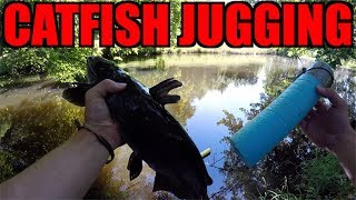 Jugging for Catfish and Minnow Trapping!