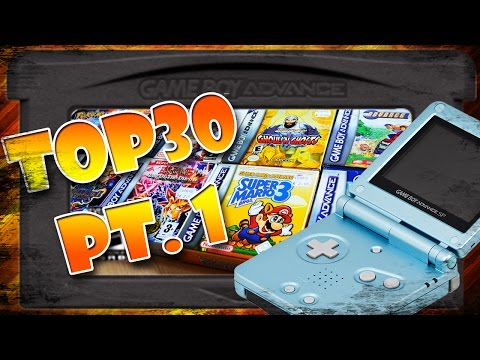 Топ 30 Game Boy Advance игр (Часть #1)