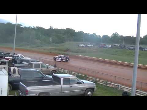 May 24, 2016 Street Stock Race at Natural Bridge Speedway