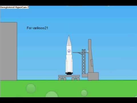 Incredibots 2 - Rocket + satellite