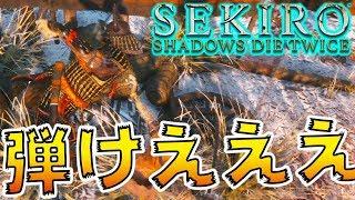 500回死んだら即終了のSEKIRO-PART3-【SEKIRO: SHADOWS DIE TWICE実況】