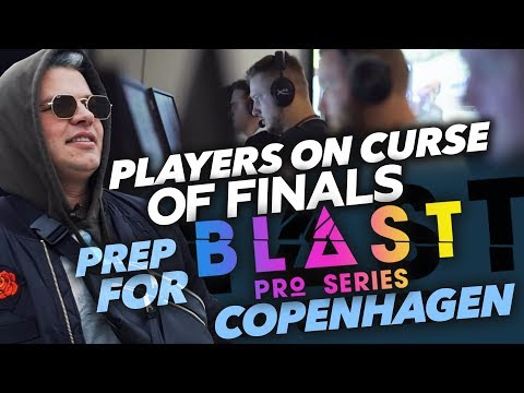 #NAVIVLOG: Prep for Blast Pro Copenhagen, Players on curse of finals