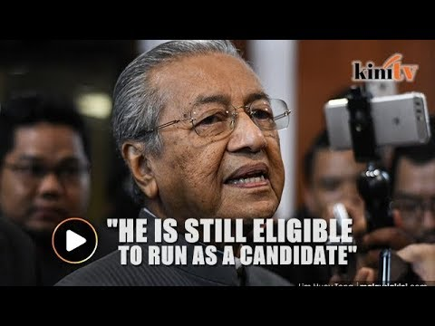 Mahathir: We will field the same person for Rantau