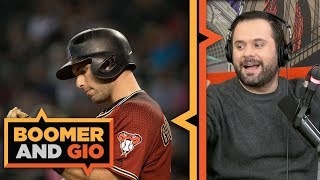 Cards GET Paul Goldschmidt | Boomer and Gio