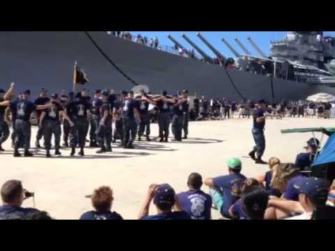 Navy region hawaii 2014 pride day performance