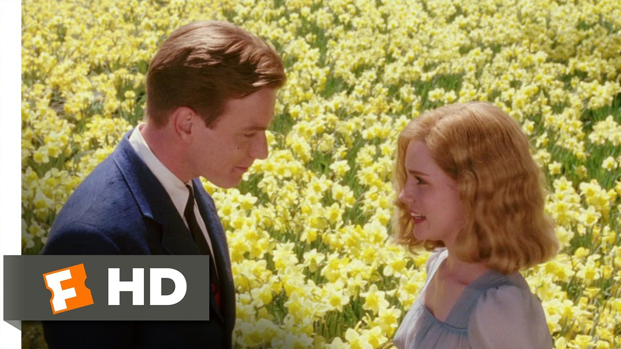 Big fish 78 movie clip field of daffodils 2003 hd youtube mightylinksfo