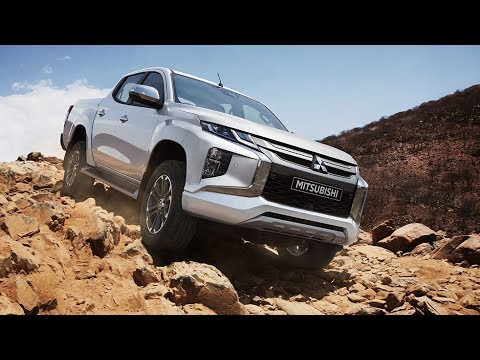 2019 Mitsubishi Triton L200  Perfect Pickup!