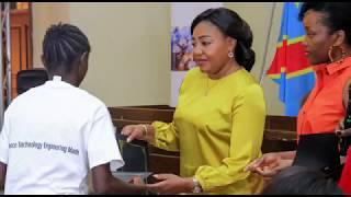 Lancement Officiel STEM DRC