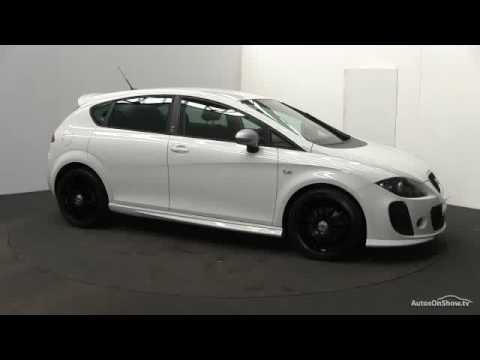 2012 Seat Leon Supercopa Fr Plus Cr Tdi Youtube