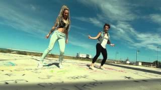 Mavado - Tie Yuh | FIYAHGUN LADIES new choreo by Biki & Mara