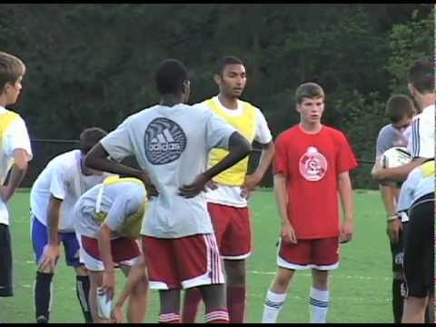 The divide between black Americans and soccer