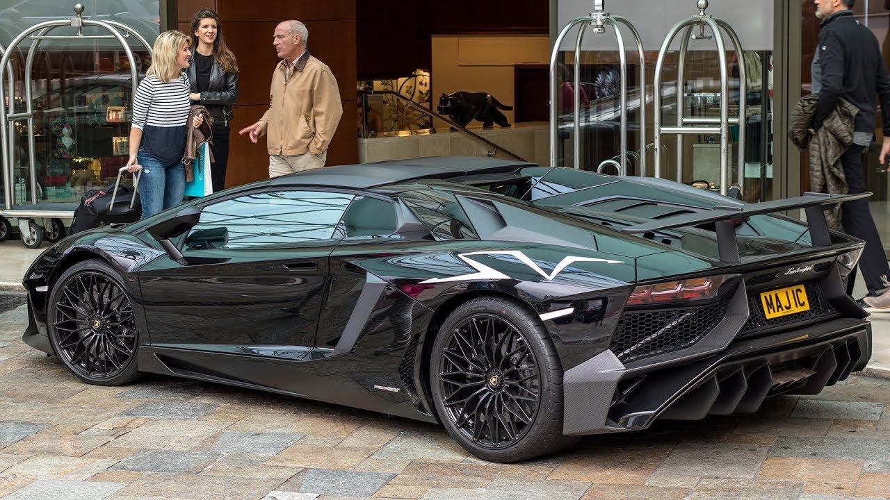 Lamborghini Aventador Lp750 4 Sv Roadster Overview 2017 Hq Youtube