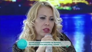 Segredo de Joelma é revelado pela primeira vez na TV