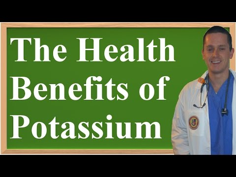 The Health Benefits of Potassium