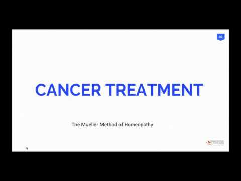 Homeopathic Cancer Treatment Explained with Cases: with Manfred Mueller