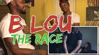 B. LOU X THE RACE (LOUMIX) MUSIC VIDEO - REACTION