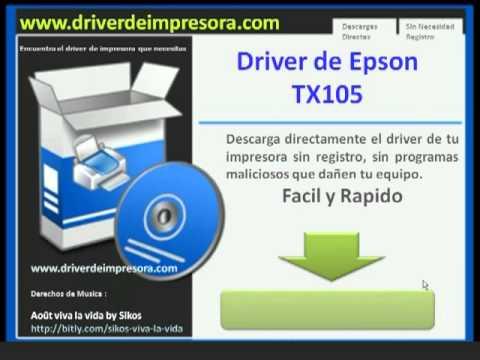 descargar-driver-de-epson-tx105-impresora