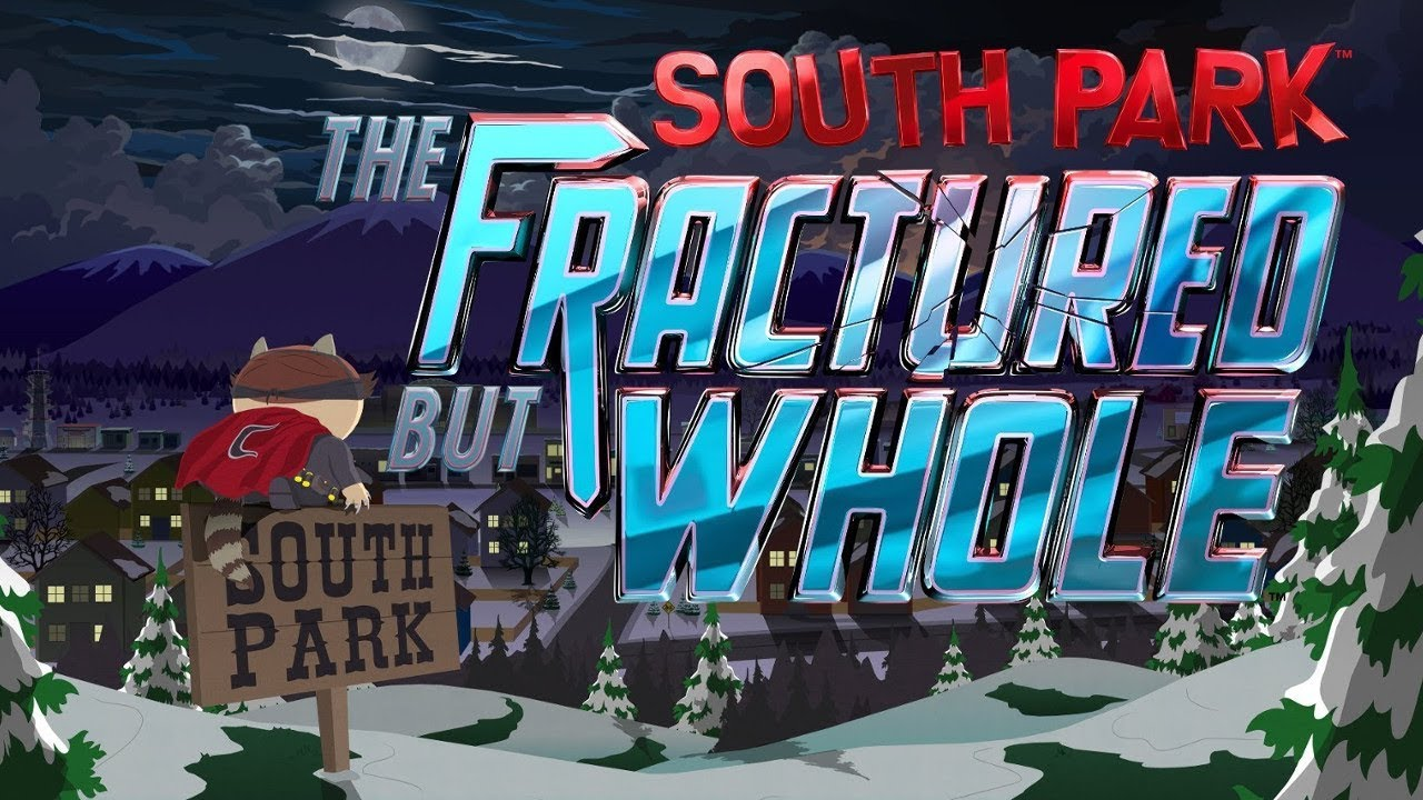 south park fractured but whole cracked games