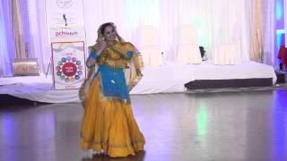 Punjabi Folk Dance By Manpreetpal Kaur