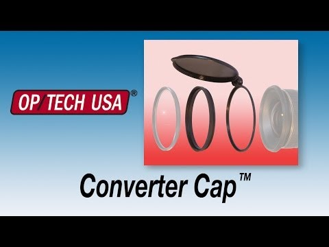 Converter Cap™ - Product Peek - OP/TECH USA