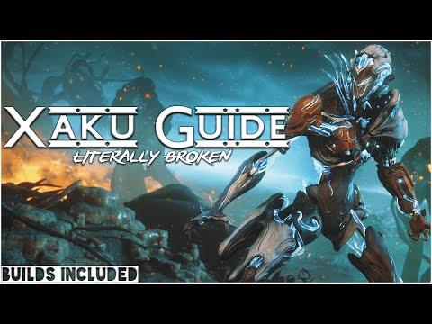 Easy Xaku Guide | Broken Warframe | Warframe Xaku Guide