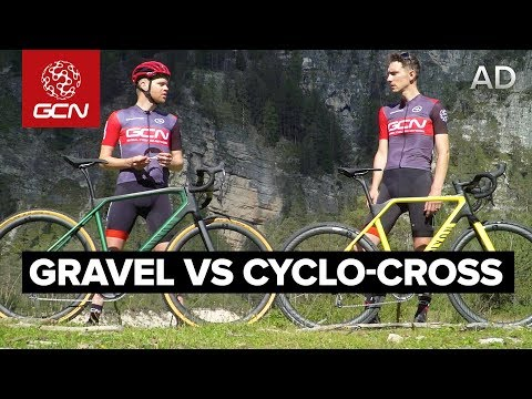 Gravel Bike Vs Cyclo-Cross Bike | What Really Is The Difference?