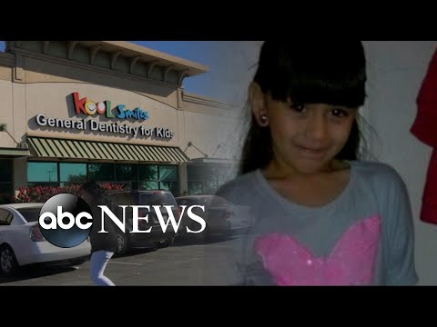 Family sues dental chain in 4-year-old girl's death