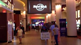 Hard Rock Hotel & Casino Biloxi- Tour of Lobby, Guest Room, and Pool