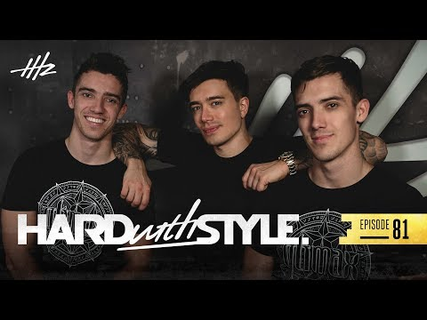 Headhunterz - Hard with Style Episode 81 | Guestmix by Sound Rush