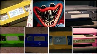 POPPY PLAYTIME All SECRETS VHS