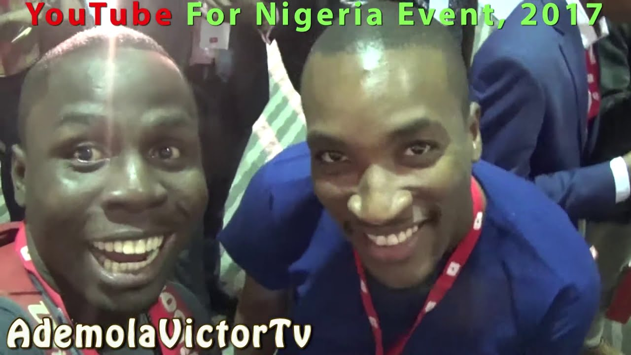 African YouTubers Sing & Dance Despacito | YouTube For Nigeria Event